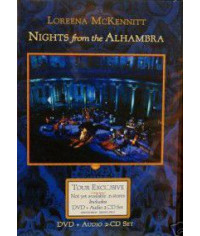 Loreena McKennitt - Nights from the Alhambra (2006) [DVD]