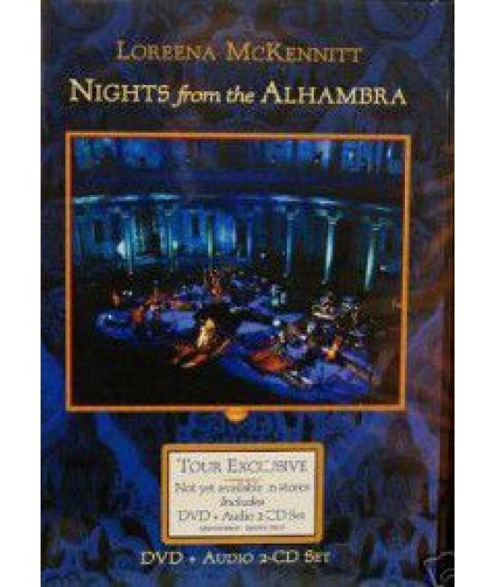 Loreena McKennitt - Nights from the Alhambra (2006) [DVD]
