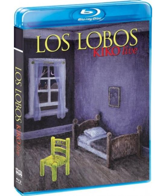 Los Lobos - Kiko Live [Blu-Ray]