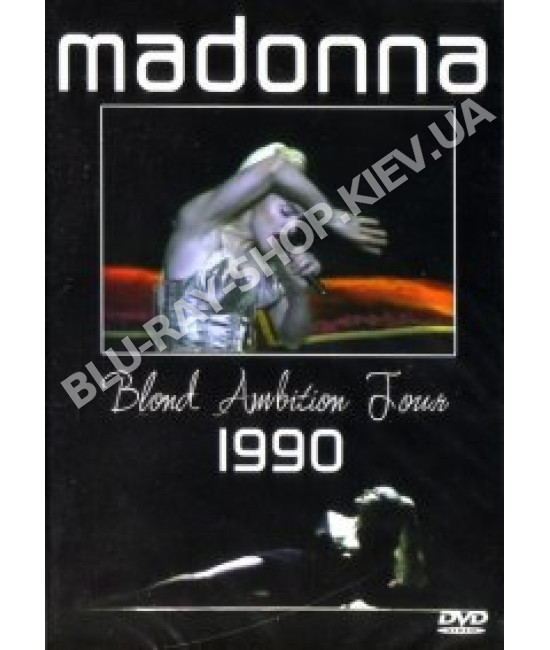 Madonna - Blond Ambition Tour ( Live In Nice France ) [DVD]