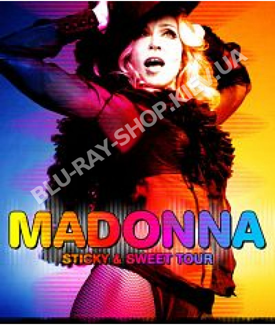 Madonna - Sticky And Sweet Tour [DVD]