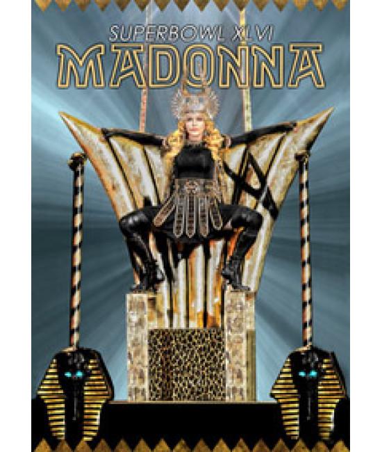 Madonna - Super Bowl XLVI [DVD]
