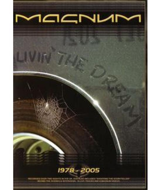 Magnum - Livin  the Dream [2 DVD]