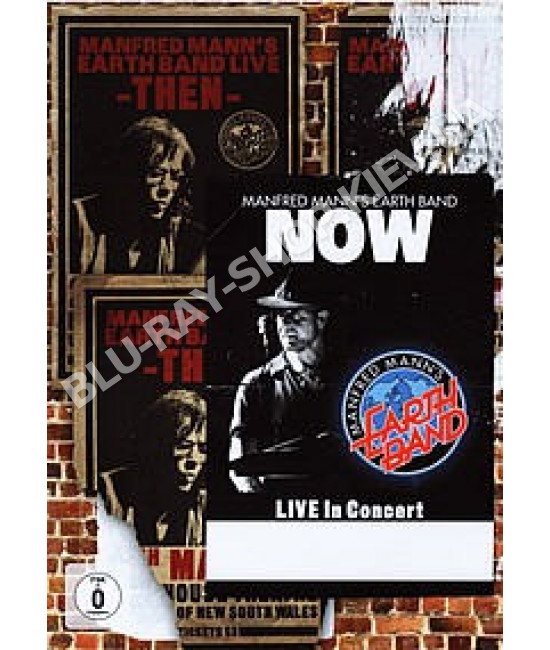Manfred Mann s Earth Band - Then & Now [DVD]