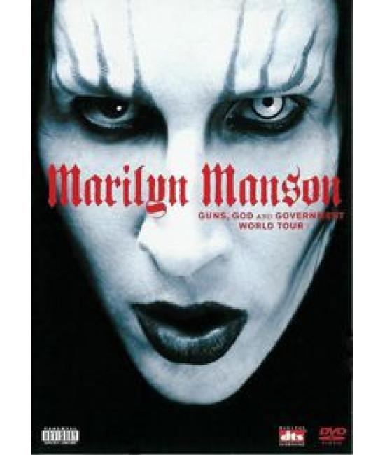 Marilyn Manson - Guns, God and Government: World Tour [DVD]
