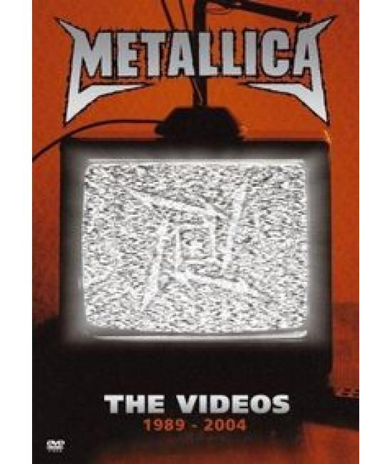 Metallica - The Videos 1989-2004 [DVD]