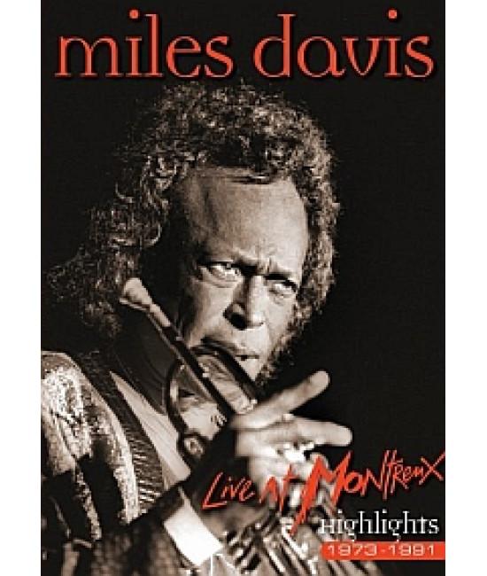 Miles Davis - Live at Montreux: Highlights (1973-1991) [DVD]
