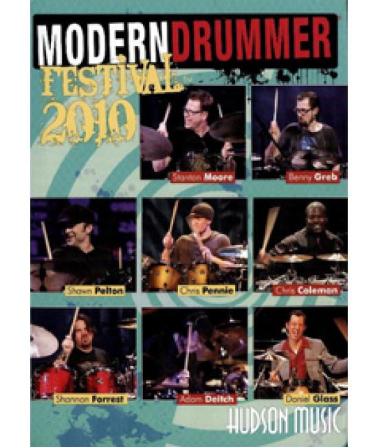 Modern Drummer Festival 2010 [2 DVD]