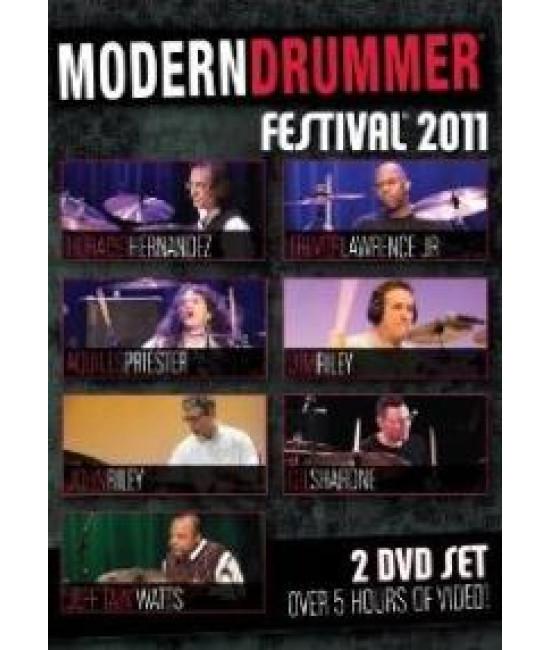 Modern Drummer Festival 2011 [2 DVD]
