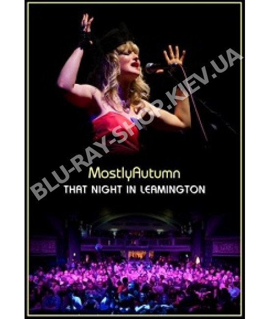 Mostly Autumn - The Night In Leamington [2 DVD]