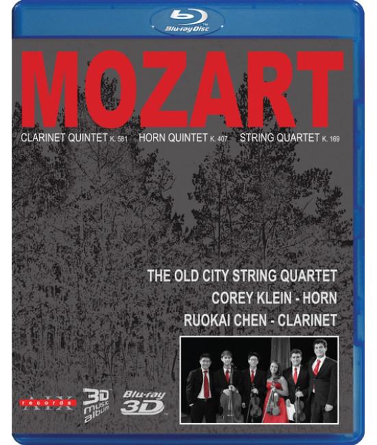 Моцарт [3D Blu-ray]