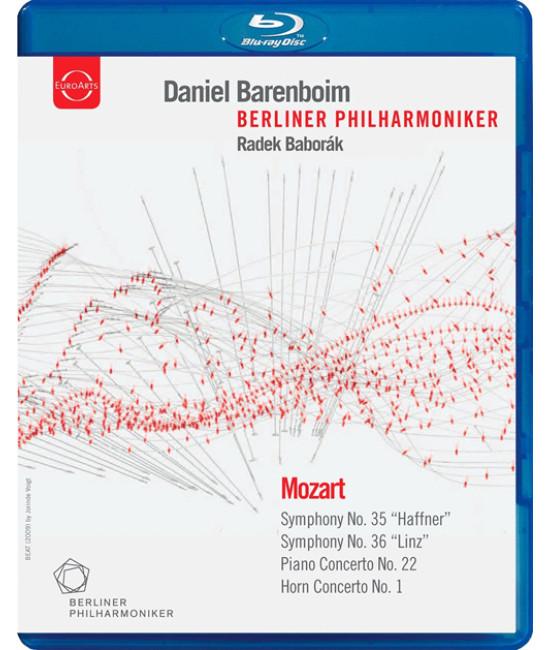 Mozart: Europakonzert (2006) [Blu-ray]