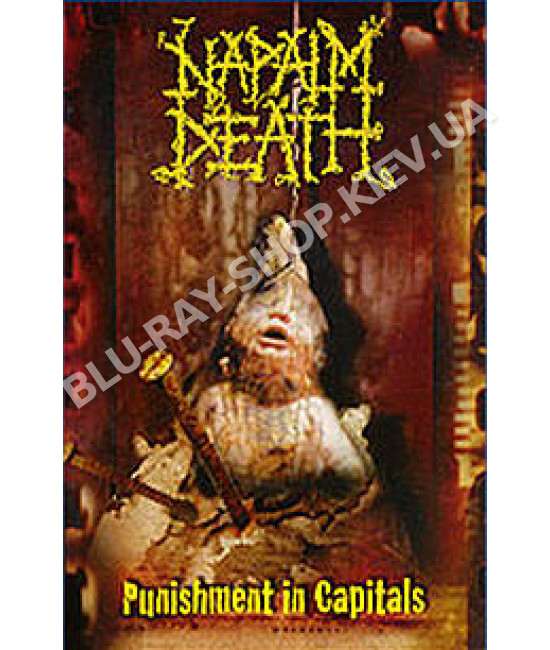 Napalm Death - Punishment in Capitals [DVD]