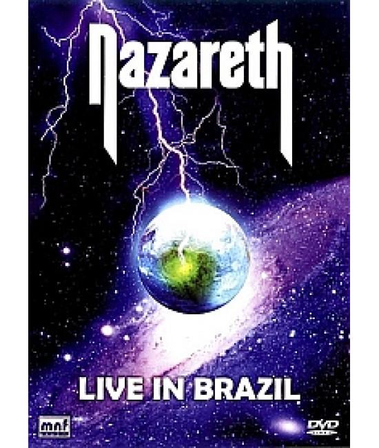 Nazareth - Live In Brazil [DVD]