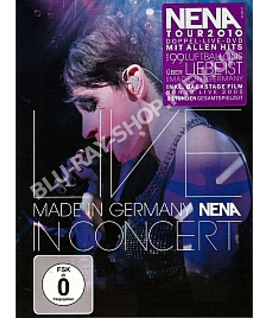 Nena - Made in Germany (Live in Concert) [2 DVD]