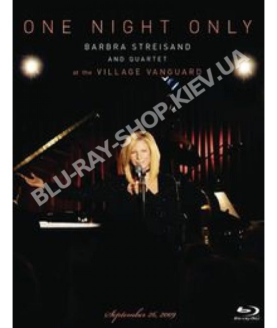 One Night Only: Barbra Streisand And Quartet At The Village Vang