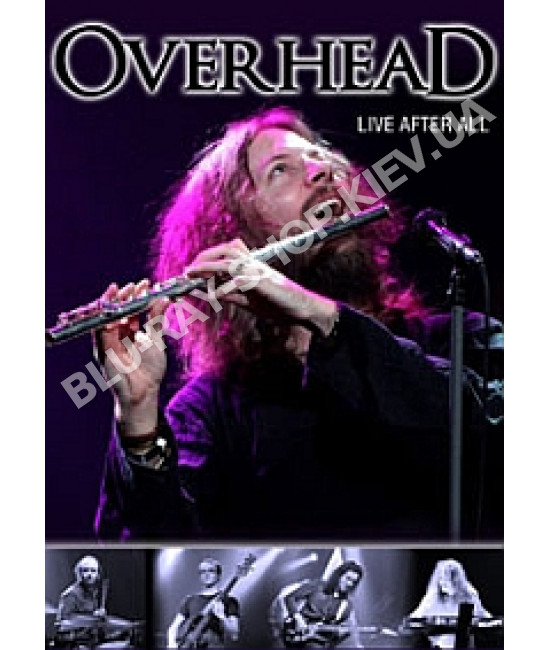 Overhead - Live After All, Live in Poland [DVD]