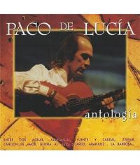 Paco de Lucia - Antologia [DVD]