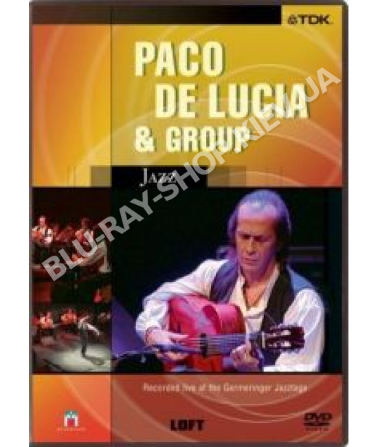 Paco de Lucia and Group - Jazz (Recorded live at the Germeringer