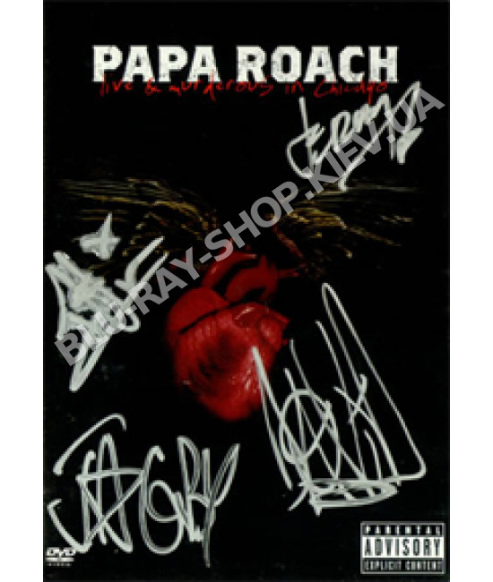 Papa Roach - Live & Murderous In Chicago [DVD]