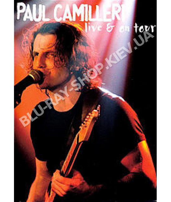 Paul Camilleri - Live & On Tour [DVD]