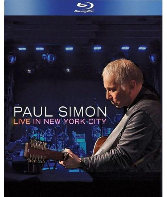 Paul Simon - Live In New York City 2011 [Blu-ray]