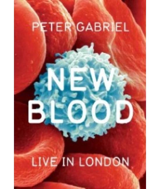 Peter Gabriel: New Blood - Live in London [DVD]