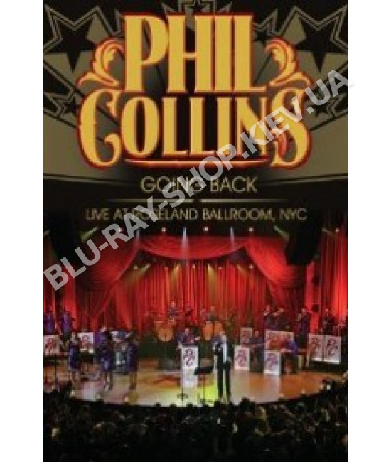 Phil Collins - Going Back: Live at Roseland Ballroom, NYC [DVD]