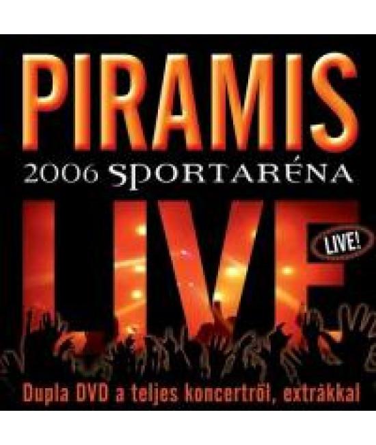 Piramis - Live 2006 Sportarena [DVD]