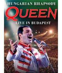 Queen: Hungarian Rhapsody - Live In Budapest 1986 [DVD]