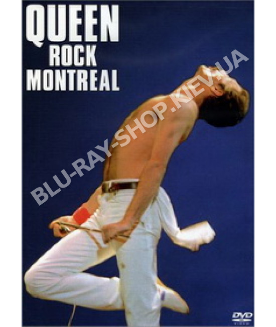 Queen - Rock Montreal & Live Aid [2 DVD]