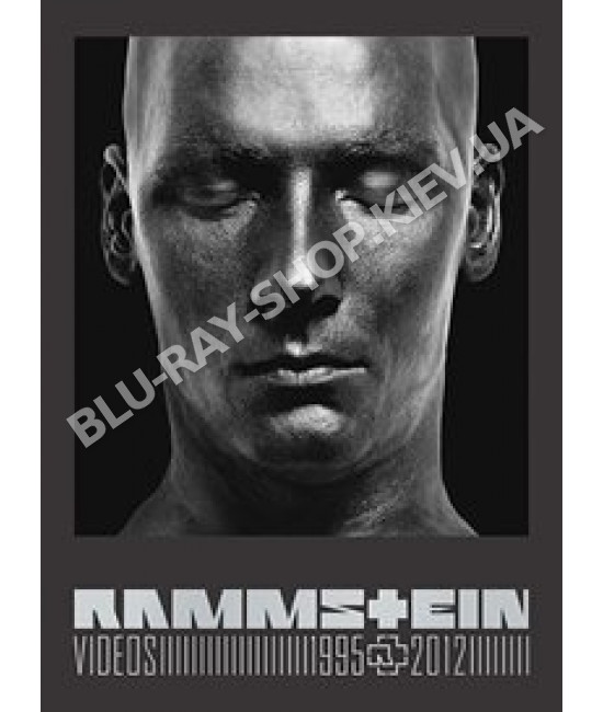 Rammstein: Music Videos 1995-2012 (with Making Of) [3 DVD]