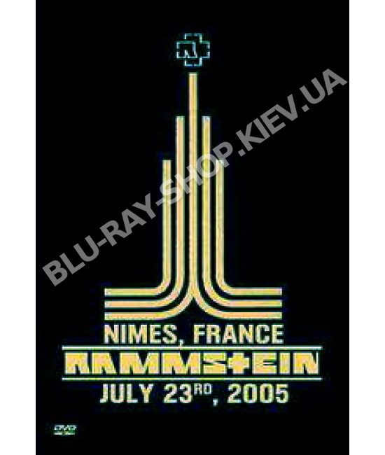 Rammstein - Les Arenes de Nimes [2 DVD]