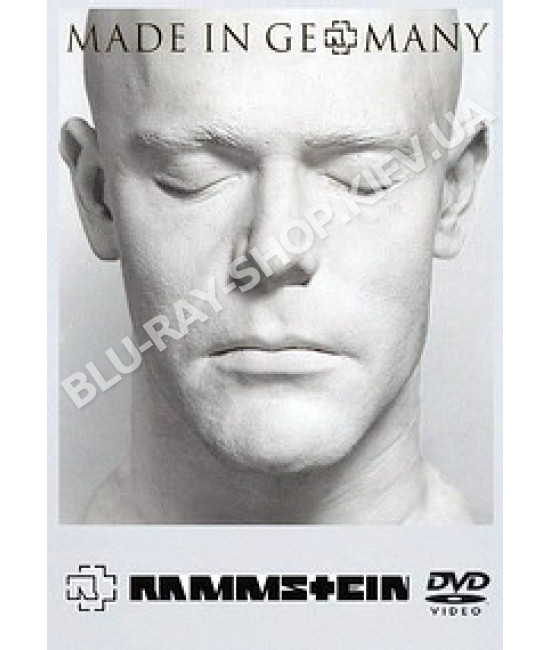Rammstein - Made In Germany 1995-2011 (Limited Super Deluxe Edit