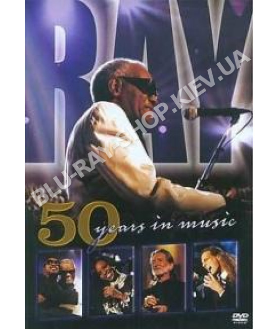 Ray Charles: 50 Years in Music (1991) [DVD]
