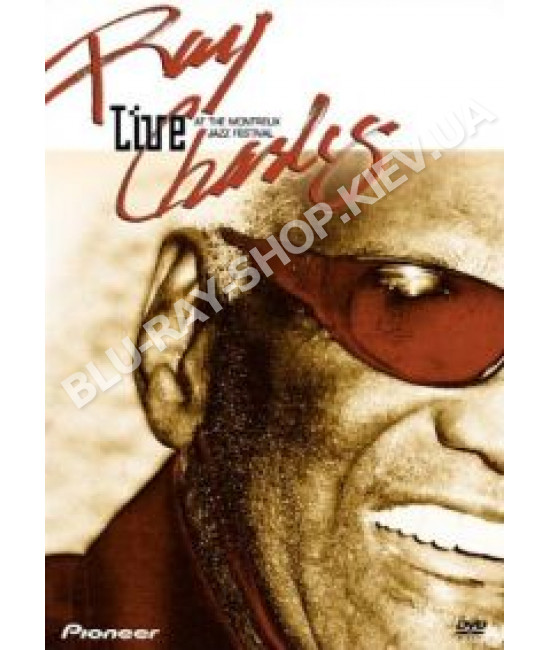 Ray Charles - Live at the Montreux Jazz Festival 1995 [DVD]