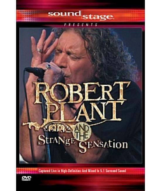 Robert Plant & The Strange Sensation - Soundstage: Live [DVD]