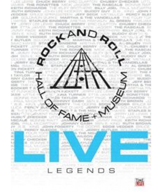 Rock and Roll Hall Of Fame - Museum: Live Legends [3 DVD]