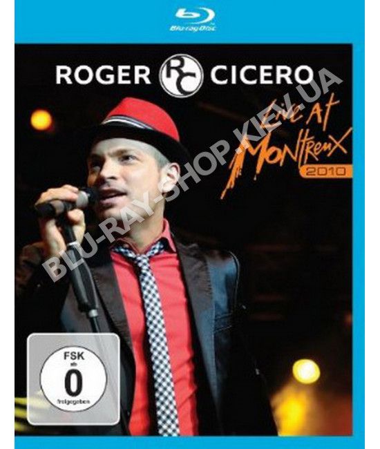 Roger Cicero: Live at Montreux 2010 [Blu-ray]