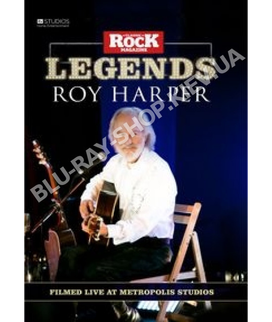 Roy Harper - Classic Rock Legends [DVD]
