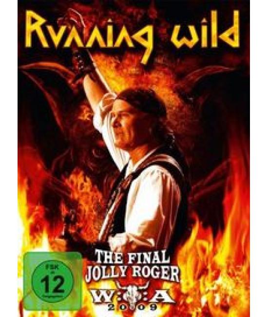 Running Wild - The Final Jolly Roger (2009) [DVD]
