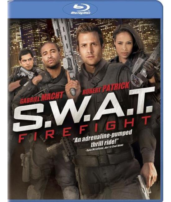 S.W.A.T.: Огненная буря [Blu-Ray]