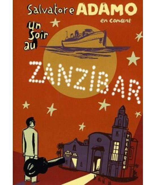 Salvatore Adamo - Un Soir a Zanzibar [DVD]