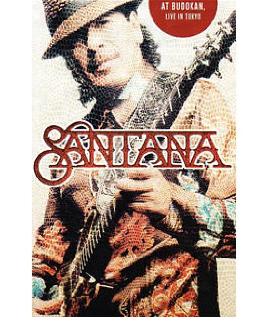 Santana - At Budokan Live In Tokyo [DVD]