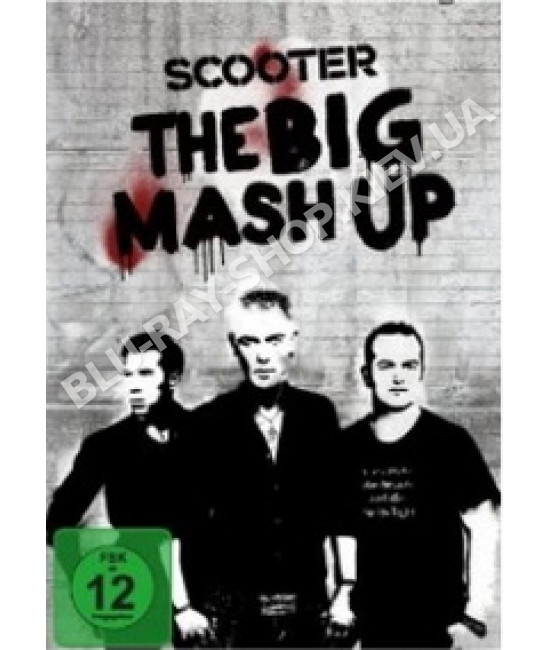 Scooter - The Big Mash Up (The Stadium Techno Inferno) [DVD]