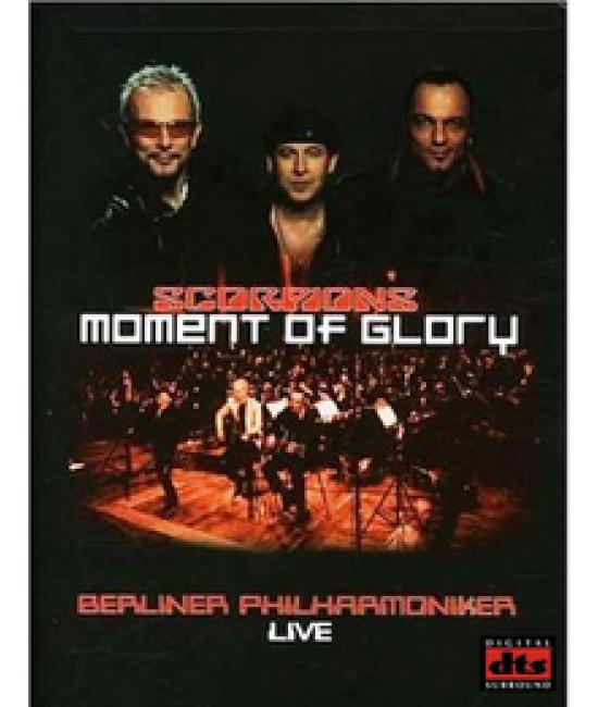 Scorpions - Moment of Glory - Berliner Philharmoniker live [DVD]