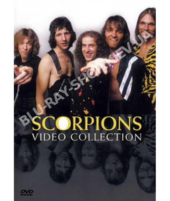 Scorpions - Video Collection [DVD]