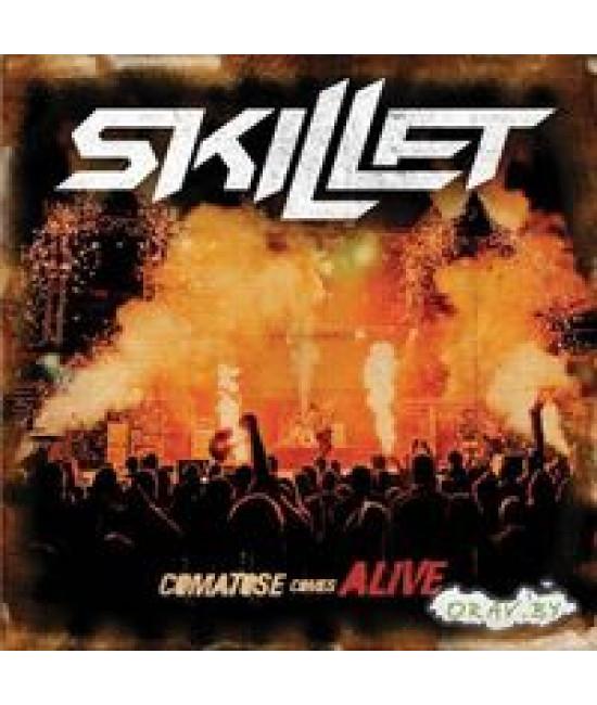 Skillet - Comatose Comes Alive [DVD]