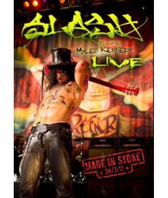 Slash - Made in Stoke 24/7/11 [DVD]
