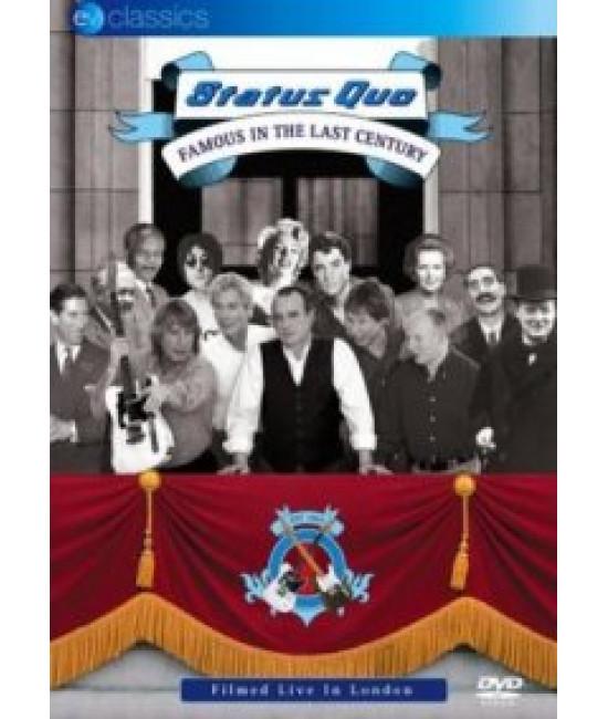 Status Quo - Famous in the last Century [DVD]